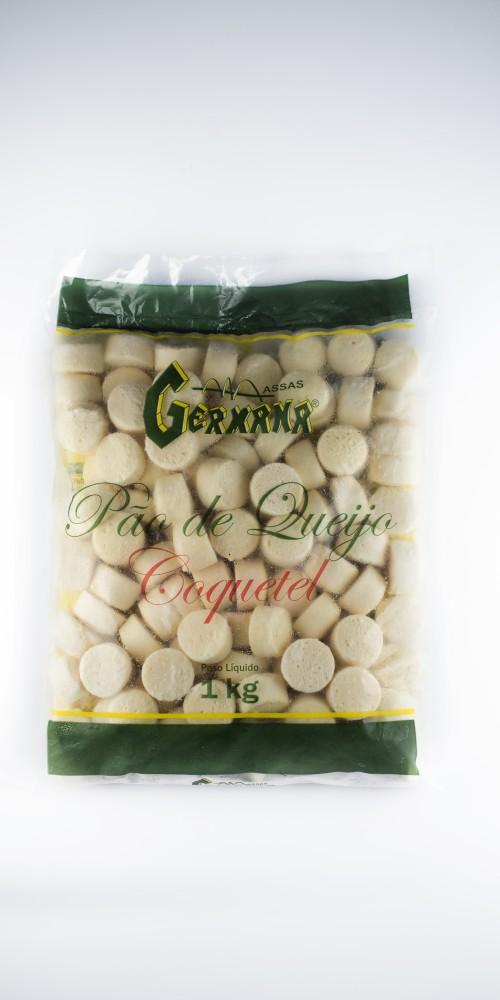 pao de queijo coquetel 1 kg