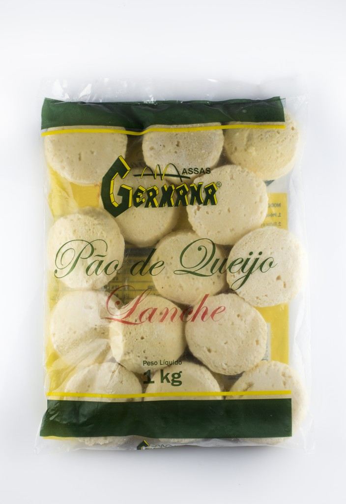 pao de queijo lanche 1kg